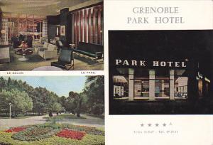 France Grenoble Park Hotel