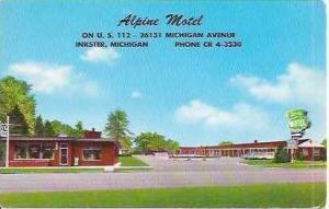 MI INkster Alpine Motel