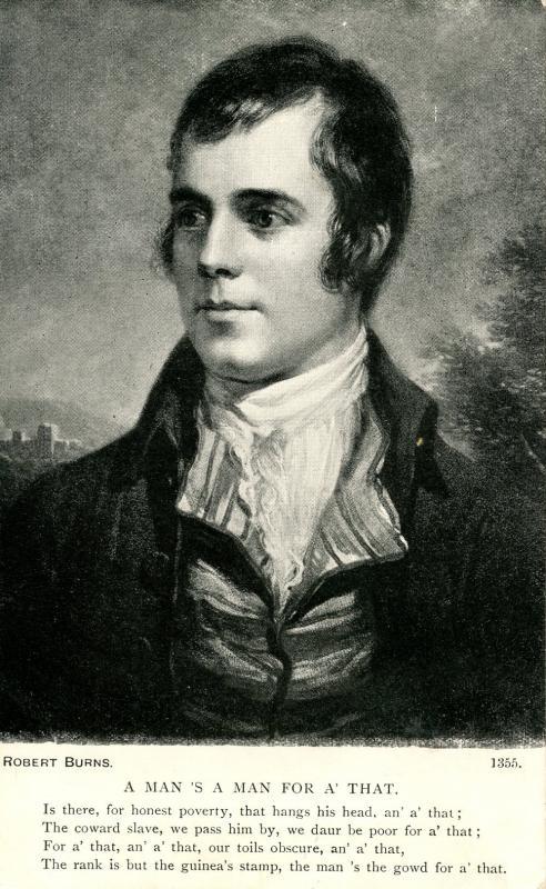 Famous People - Robert Burns