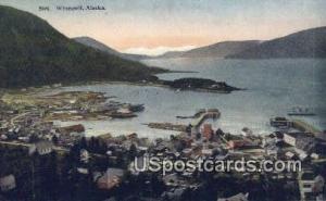 Wrangell Postcard     ,     Wrangell Post Card