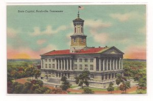 State Capitol, Nashville, Tennessee !