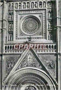 Postcard Modern Orvieto Facciata del Duomo Roson