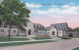 Queen of Angels Church, Austin, Minnesota, 1930-40s