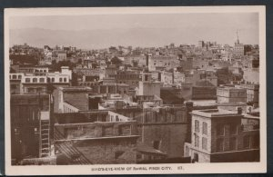 Pakistan Postcard - Bird's-Eye View of Rawal Pindi City   RS12920