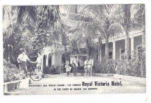 The famous Royal Victoria Hotel, Nassau, Bahamas,    40-60s