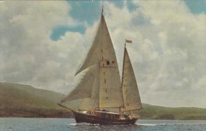 Charter Vessel Ring Andersen, Sails the LEEWARD and WINDWARD ISLANDS, 40-60´s