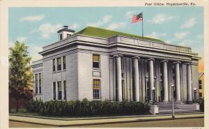 Post Office, Hopkinsville, Kentucky, 1910-1920s