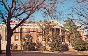 Stillwater Oklahoma~Oklahoma State University~Morrill Hall~English Dept~1970s PC