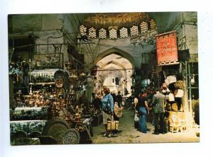 192841 IRAN ISFAHAN Bazar market old photo postcard
