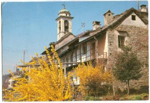 Switzerland, BRIONE, S. Minusio, 1991 used Postcard