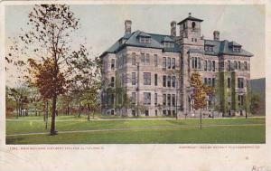 Exterior, Main Building, Adelbert College, Cleveland, Ohio,  00-10s