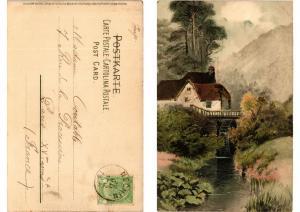 CPA Von Wald und Wiese Meissner & Buch Litho Serie 1230 (730580)