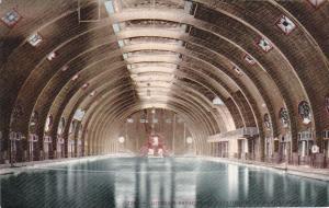 HELENA , Montana, 1900-10s ; Interior , Broadwater Natatorium