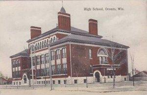 Wisconsin Oconto High School