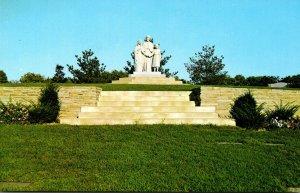 Ohio Lockbourne St Joseph Cemetery Holy Family Shrine