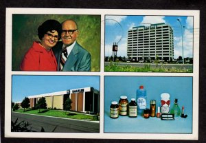 CA Forest Dorothy Shaklee Corp Emeryville Hayward California Postcard Food