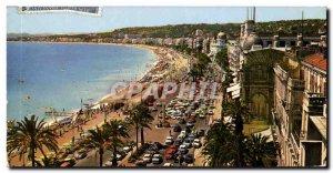 Nice Old Postcard The Promenade des Anglais