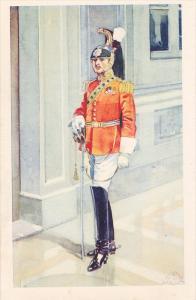 Vatican , Corpi Armati Pontifici , Guardia nobile , Grande uniforme , 20-30s