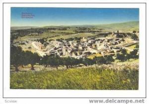 Panorama, Bethany, Bethlehem, 00-10s