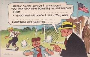 Humour Comics Dick Tracy Licked Again Junior