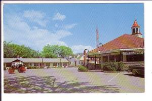 Carling Town & Country Motel and Restaurant, Ottawa, Ontario,