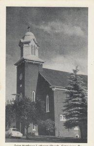 CATAWISSA , Pennsylvania, 1930-50s; Saint Matthews Lutheran Church