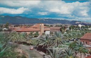 TUCSON , Arizona , 1950-60s; View Across University of Arizona