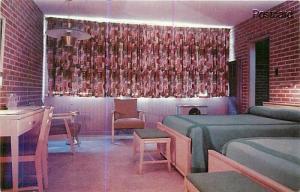 MS, Hattiesburg, Mississippi, Marco Hotel Courts, Dexter Press No. 76478