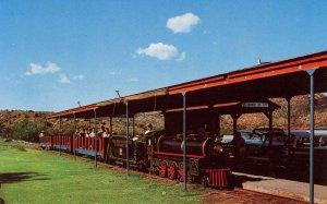 TX - Amarillo. Palo Duro Burlington & Sad Monkey Railroad