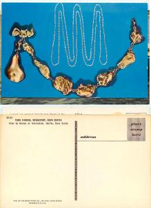 Largest & Smallest Gold Nugget Chains, at Kirmse