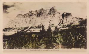 RP, Mountains, Mt. Eisenhower, Canadian Rockies, 1920-1940s