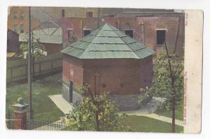 PA Pittsburgh Old Block House Vintage Postcard Pittsburg