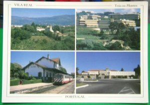 Portugal Vila Real Tras-os-Montes Multi-view - unposted