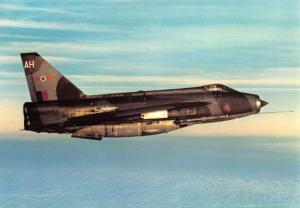 Postcard NEW BAE British Aerospace Lightning No.5 Squadron RAF Royal Air Force