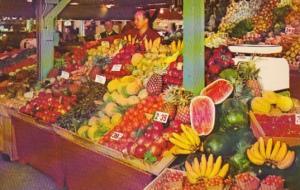 California Los Angeles Farmers Market