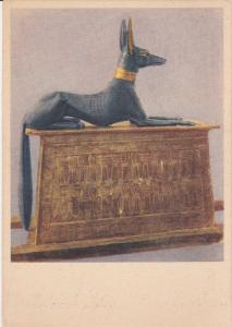King tutankhamun´s Treasures , 30-50s ; Carrying Chest
