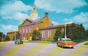 Minnesota Fergus Falls City Hall