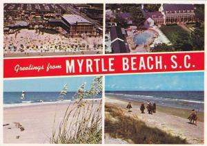 4 Views, Swimming Pool, Horseback Riding on Myrtle Beach, Pavillion & Amuseme...