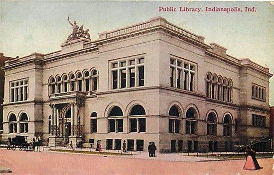 IN, Indianapolis, Indiana, Public Library