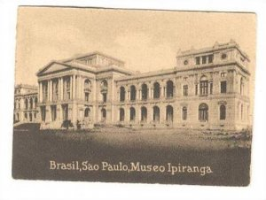 TC: Serie De La America Latina, Museo Ipiranga, São Paulo, Brasil, 1900-1910...