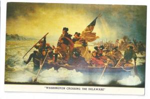 Painting Washington Crossing Delaware Leutze State Park PA