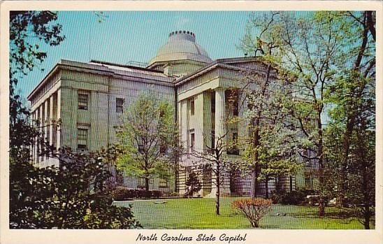 State Capitol Raleigh North Carolina