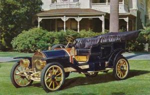 1909 Premier Myers Ford Sales Freeport Illinois