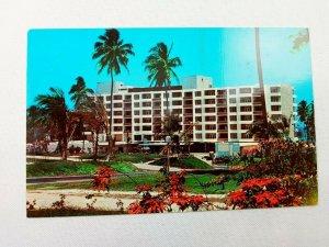 Vintage Postcard Arawak Hotel Ocho Rios Jamaica