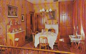 Illinois Galena Dining Room General U S Grant Home