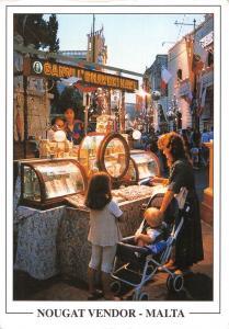 Malta The Nougat Vendors