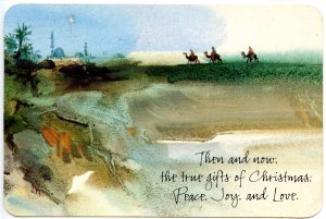 Greeting - The true gifts of Christmas