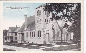 Wisconsin Whitewater Norwegian Lutheran Church