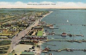 CORPUS CHRISTI , Texas , 30-40s; North Beach