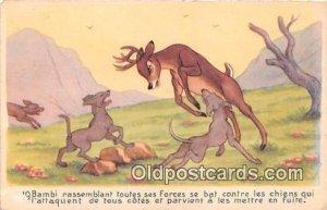 Bambi Disney Unused